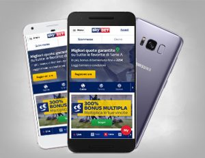 skybet mobile android devices